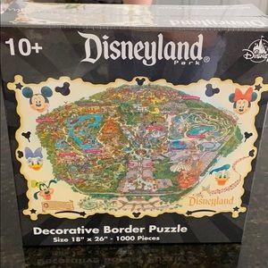 Disneyland Park Puzzle w Splash Mountain